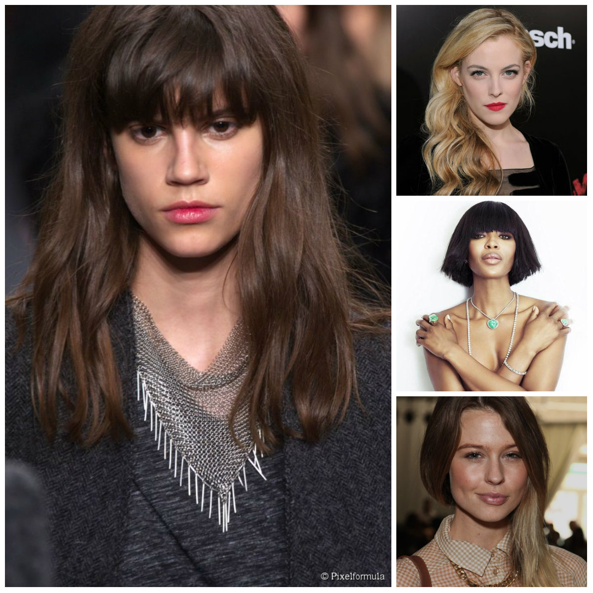 Matte Hairstyle Ideas For 2017