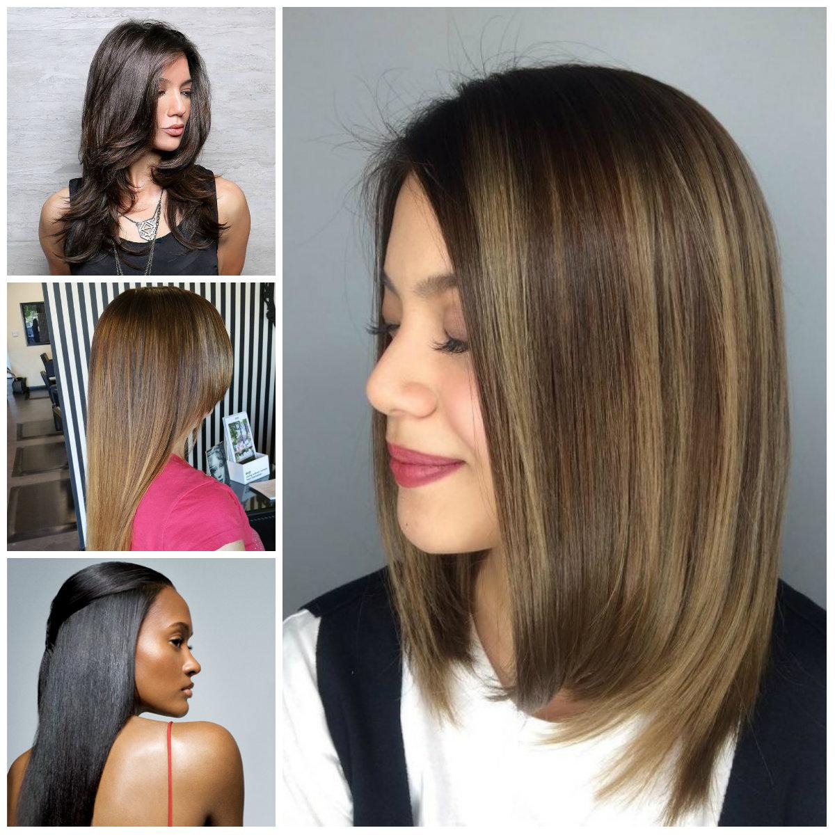 Brazilian Blowout Hairstyle