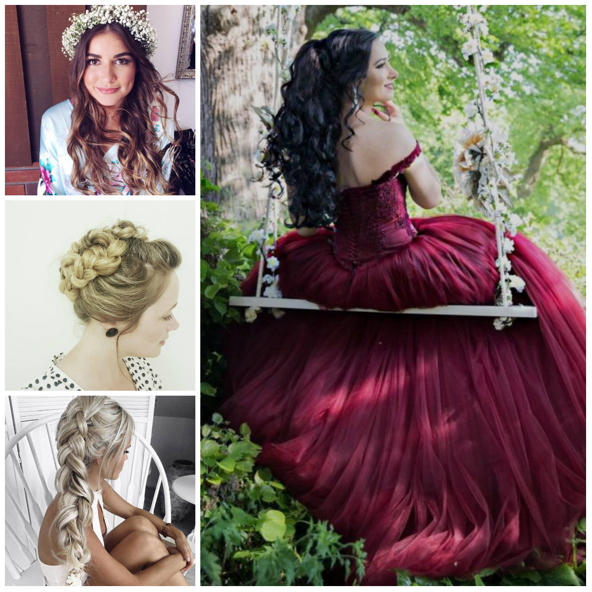 2022 Prom Hairstyles Ideas for Long Hair