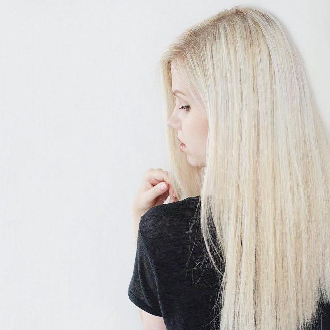Blonde and Platinum Blend