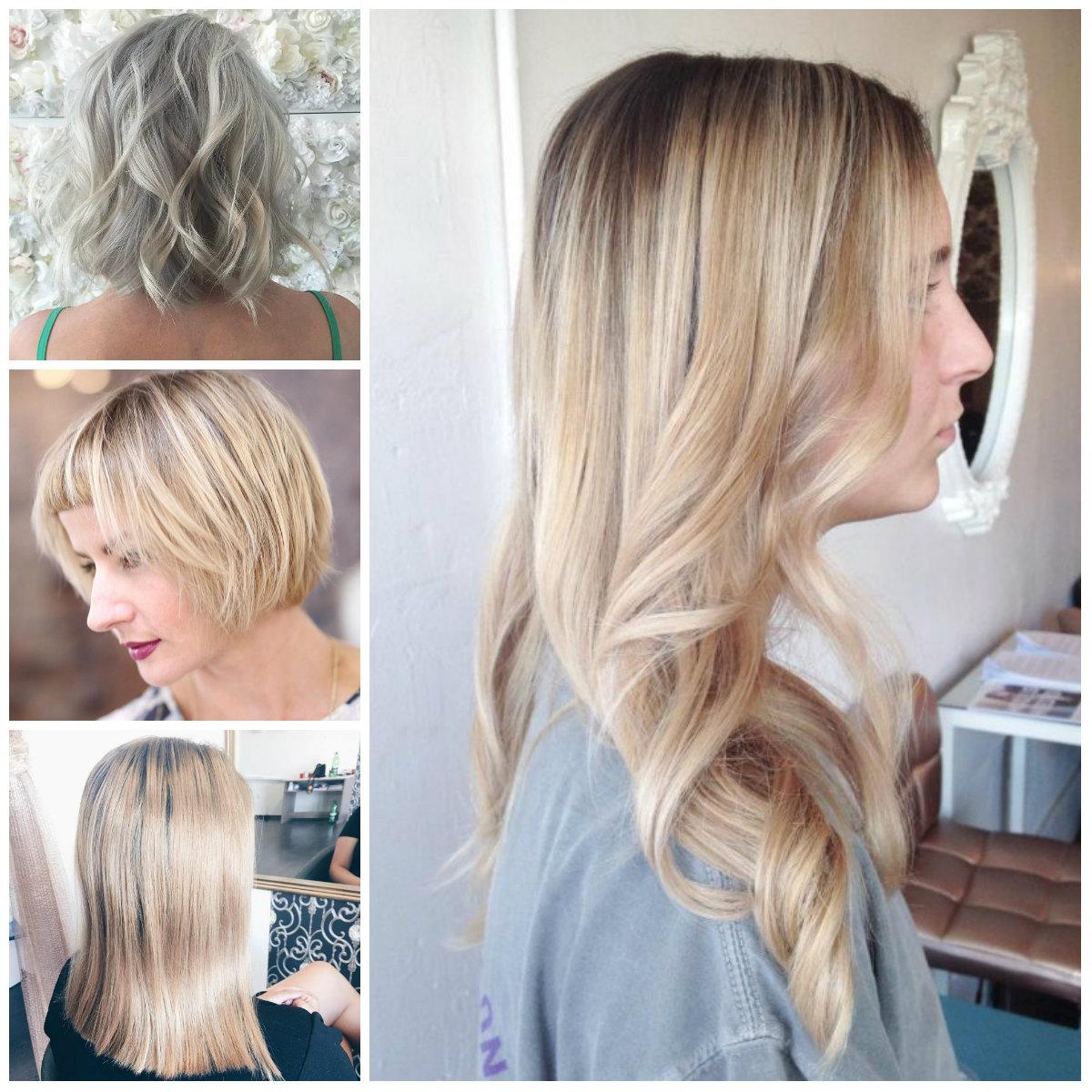 Cool Light Blonde Hair Colors