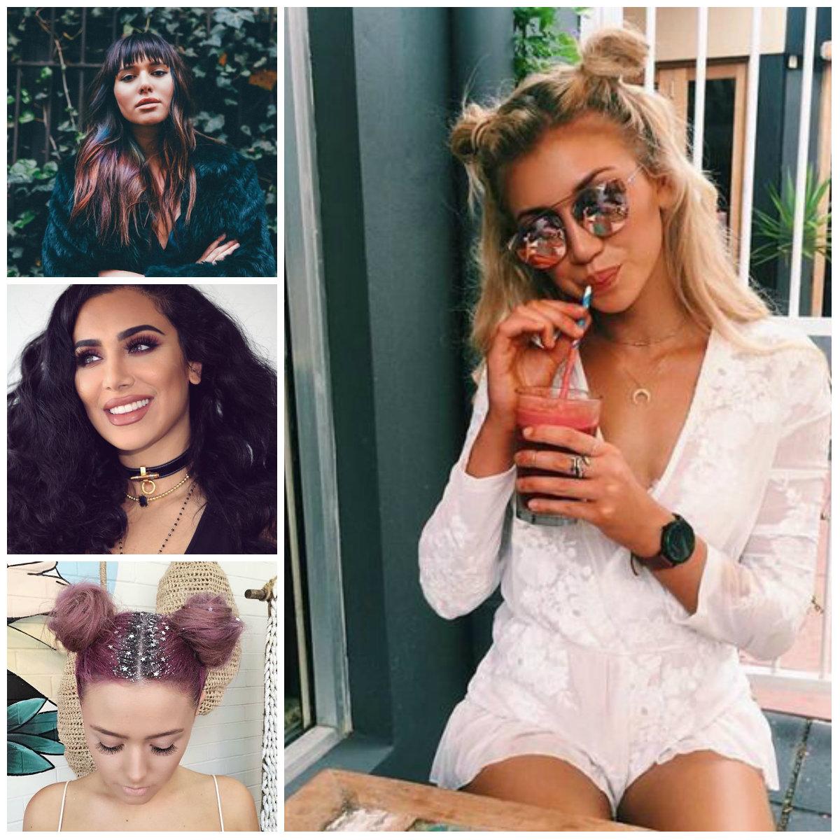 Instagram Inspired Hairstyles