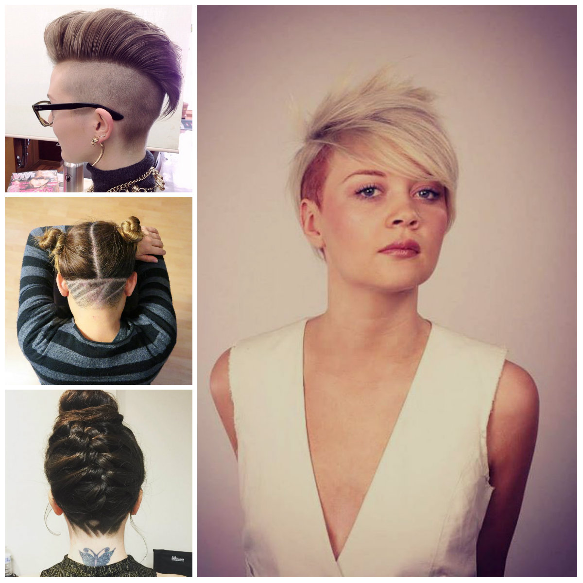 bold hairstyles ideas | 2017 haircuts, hairstyles and hair colors