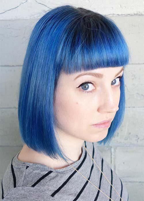 Vivid Blue Shade