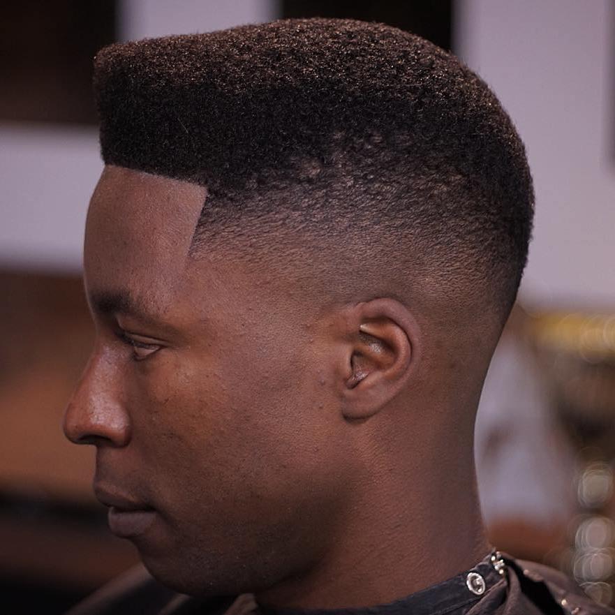 Retro Inspired Haircut