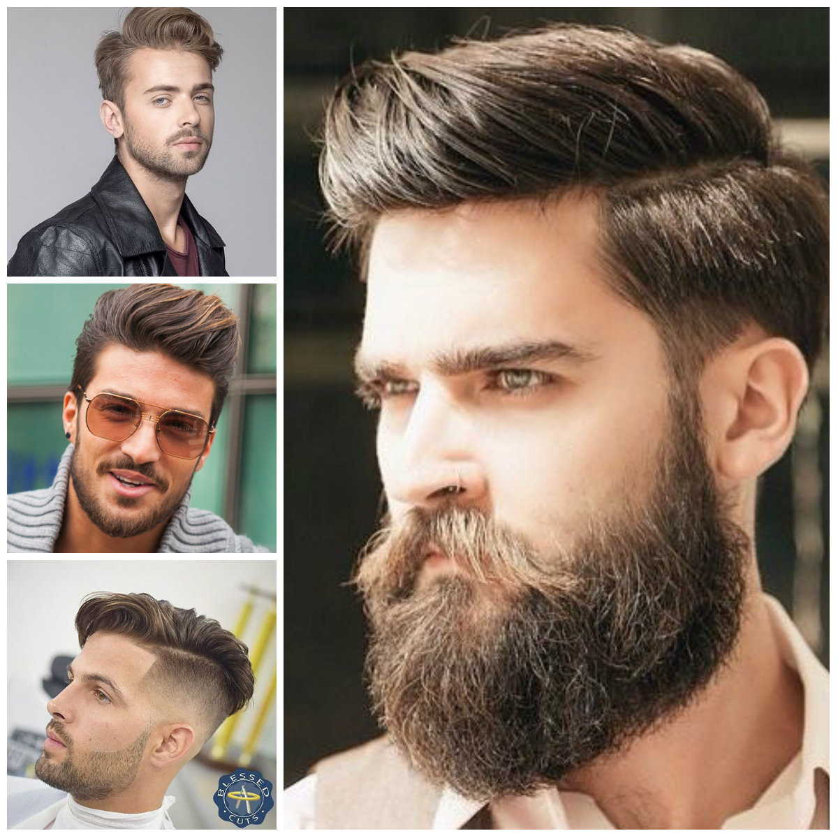 Comb Over Hairstyles for Men 2017