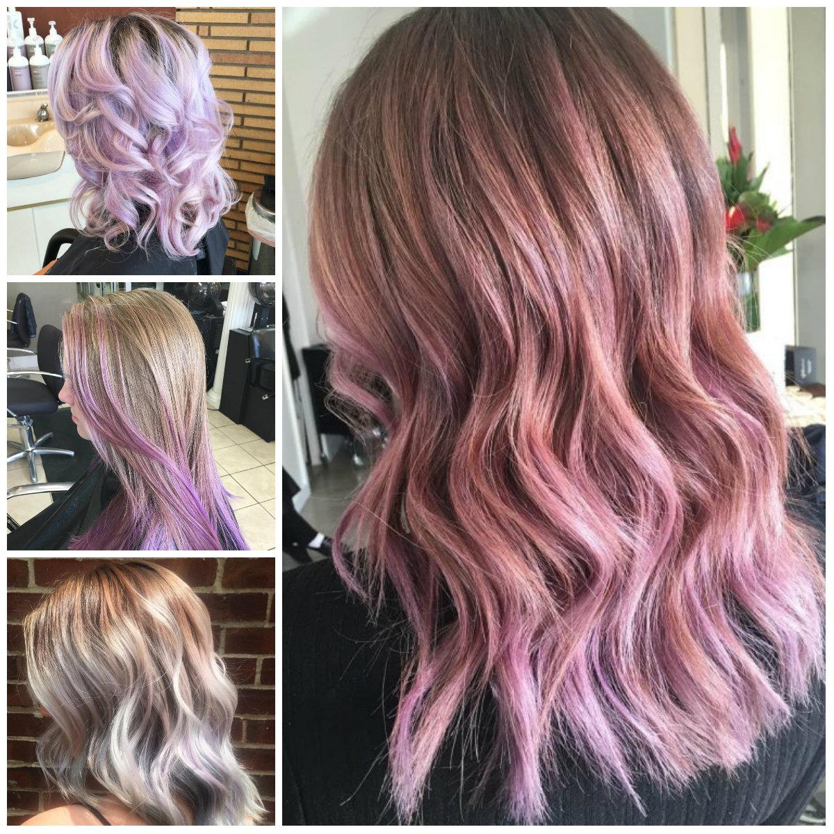 Light Purple Hair Colors