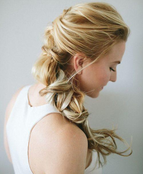 Twisted Formal Hairdo