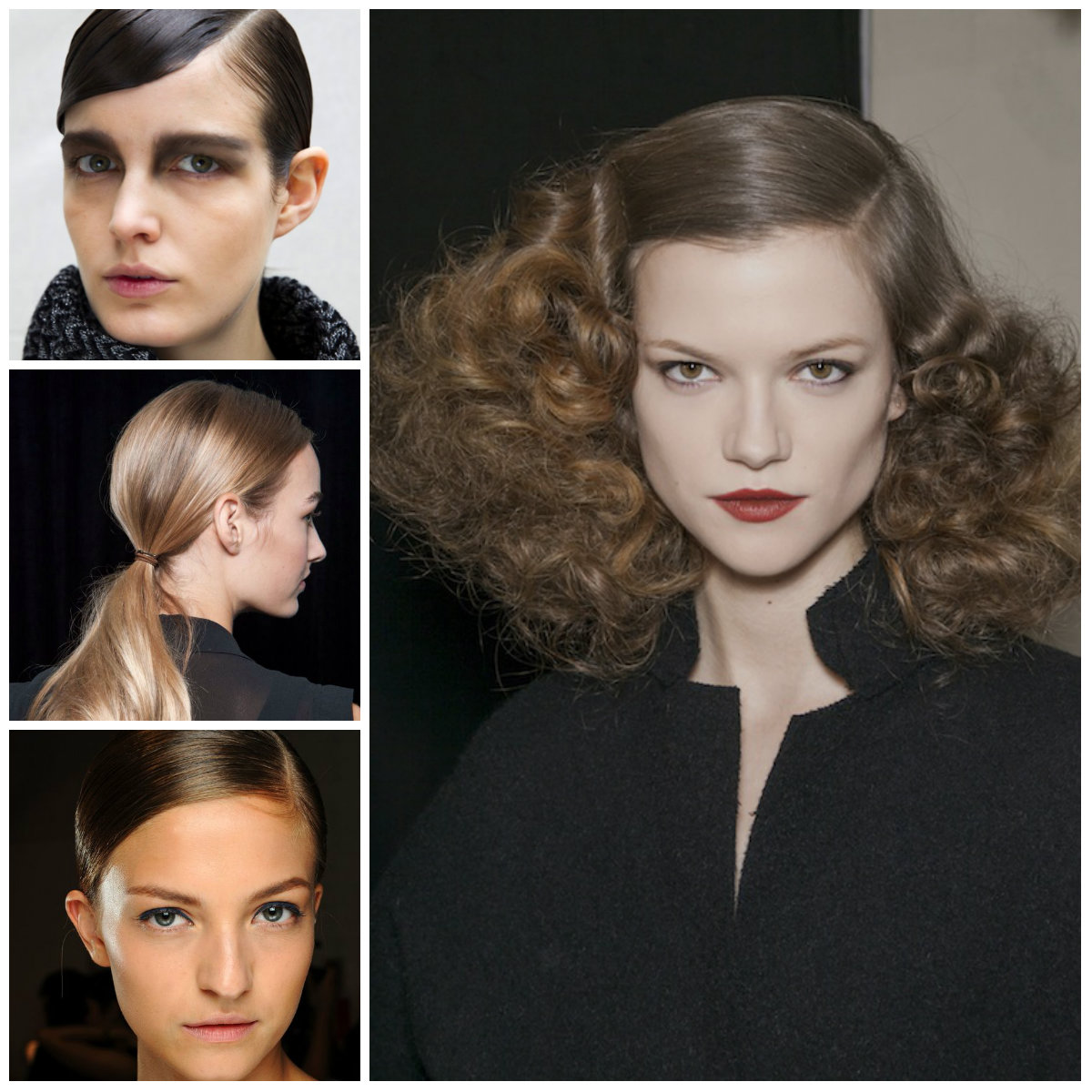 Latest Runway Inspired Hairstyles for 2017