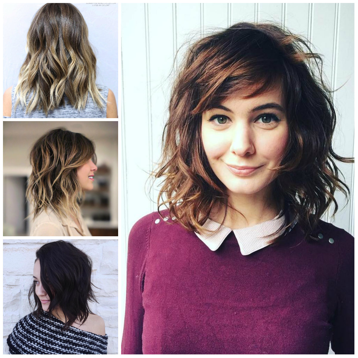 Incredible Medium Shag Haircuts