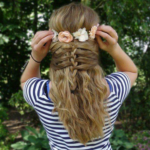 Braided Hairstyles for Teenage Girls