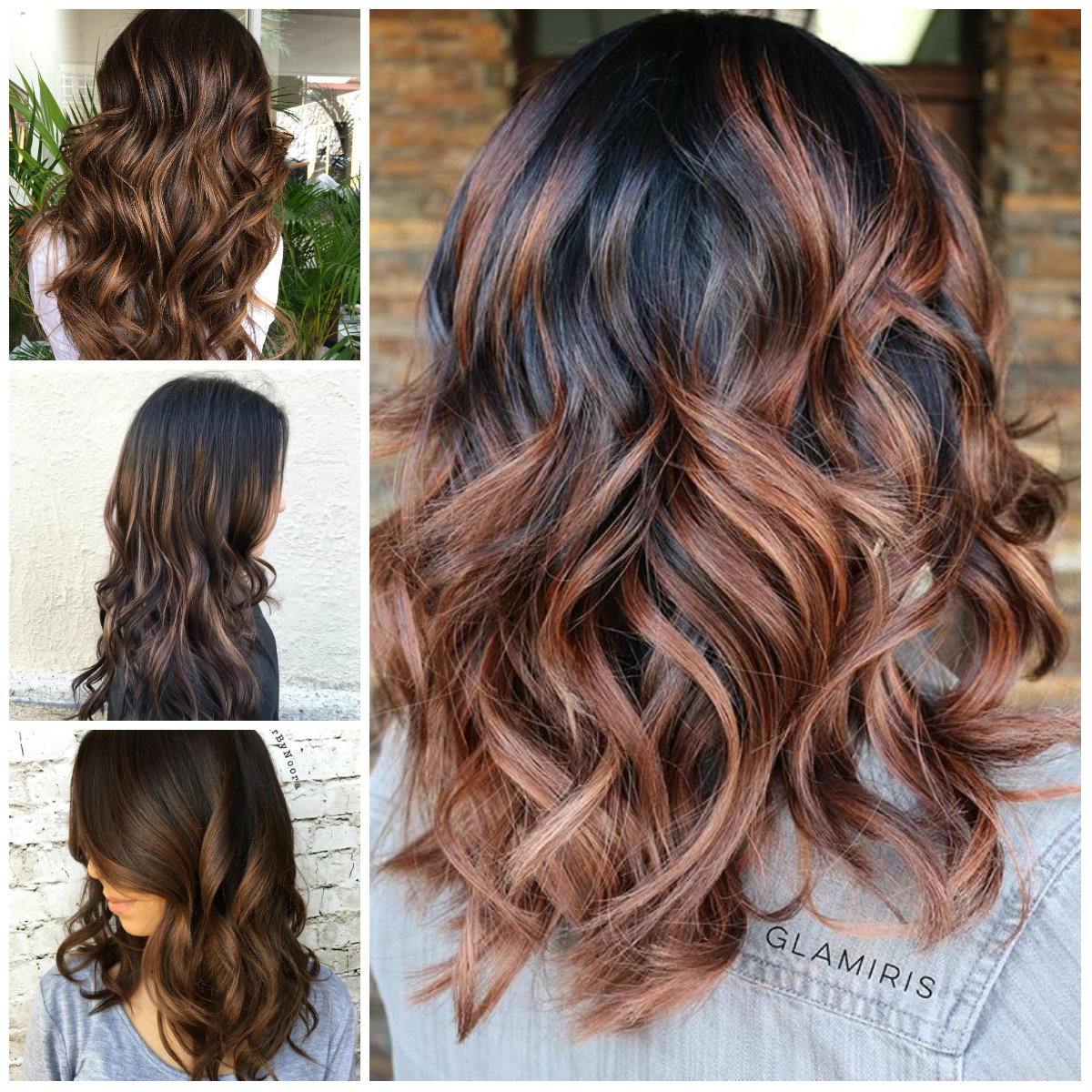 Chocolate Brown Hair Colors for 2017