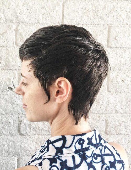 Creative Pixie Hairstyle