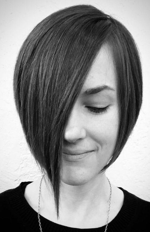 Diagonal Haircut