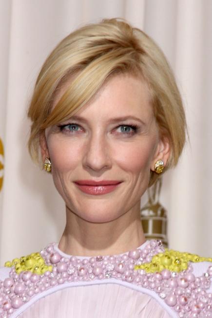 Cate Blanchett Timeless Bob Haircut