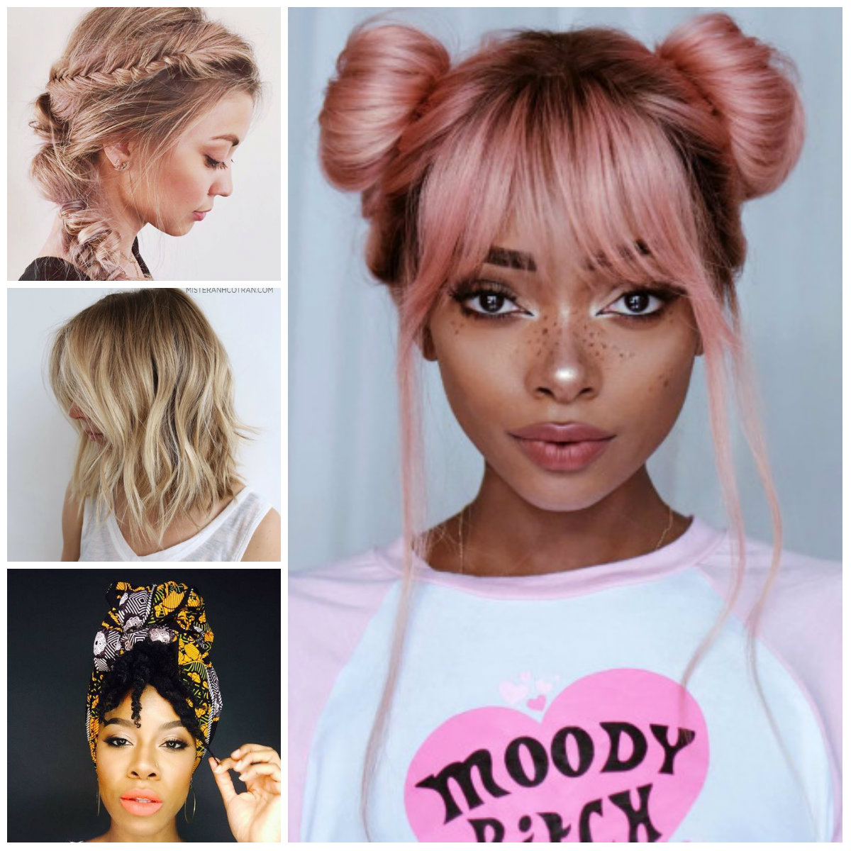 easy to do yet so sexy hairstyles | 2017 haircuts, hairstyles and