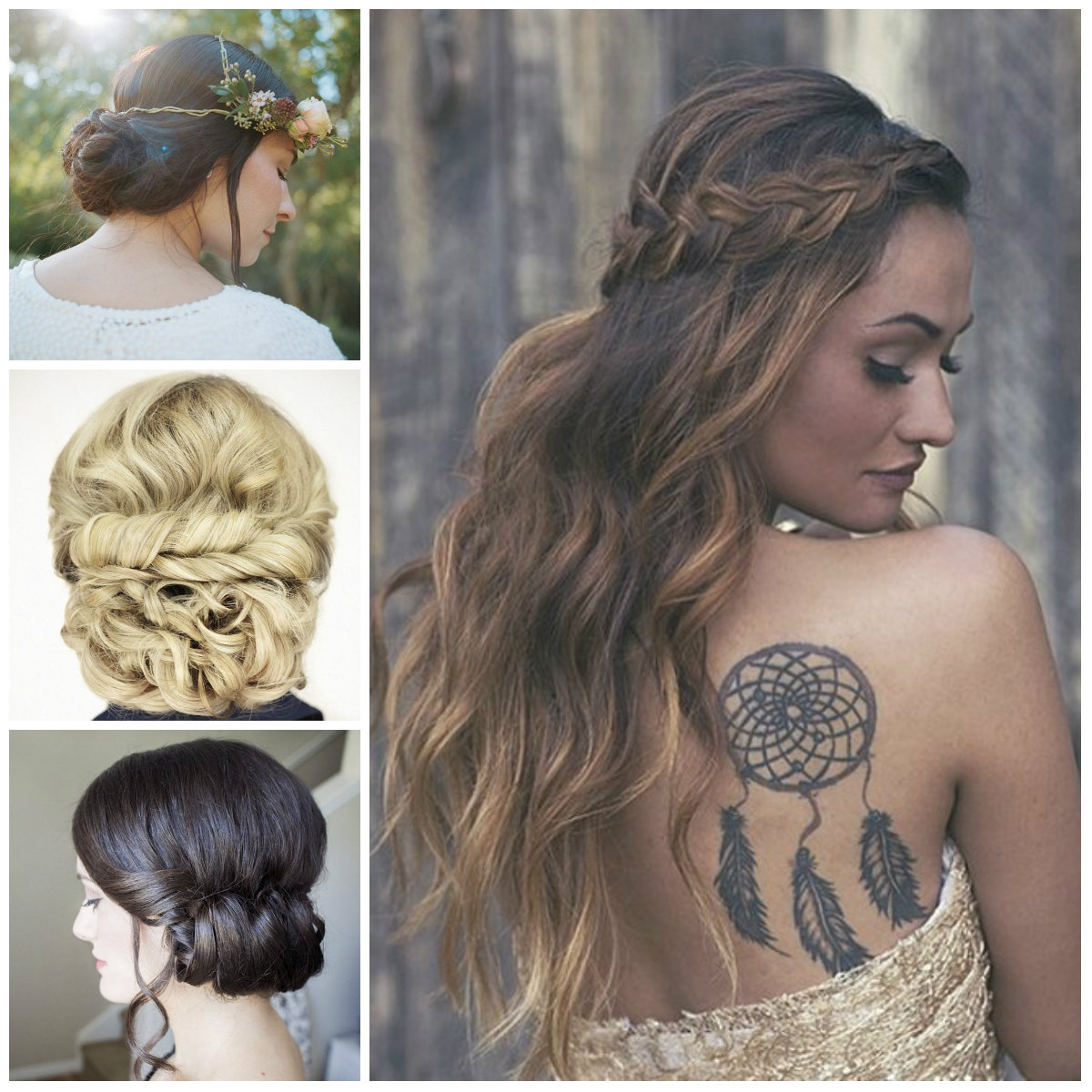Winter Wedding Hairstyles For 2017