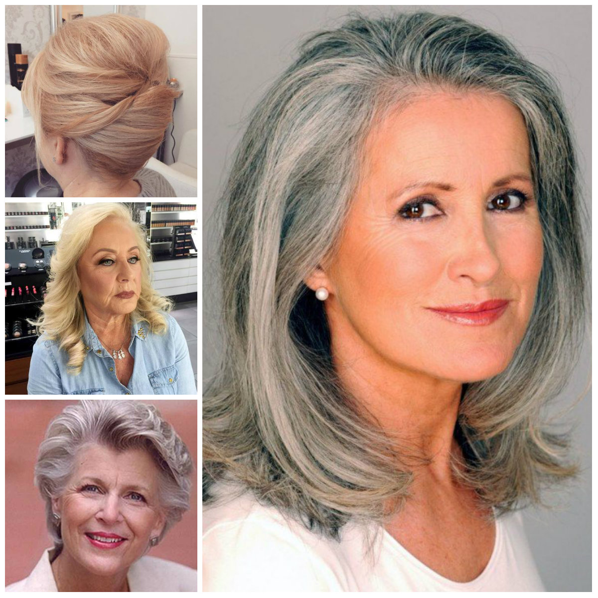 hairstyles for mature women | 2019 haircuts, hairstyles and hair colors