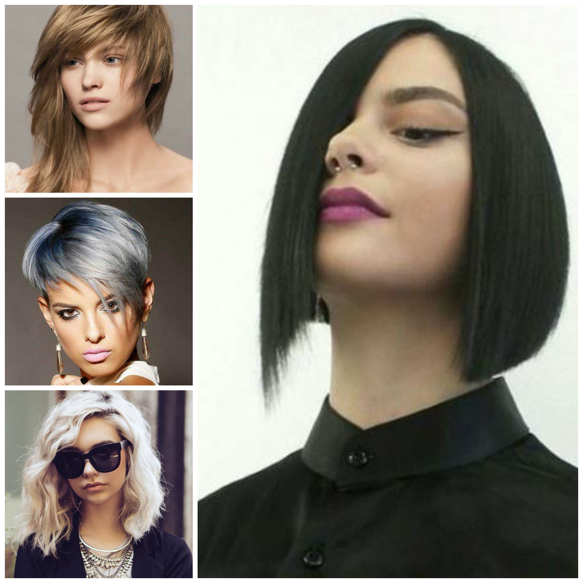 Catchy Asymmetric Haircuts for 2017