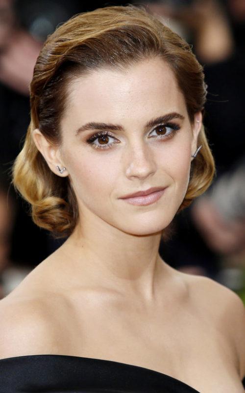 Emma Watson Bronde Hair Color