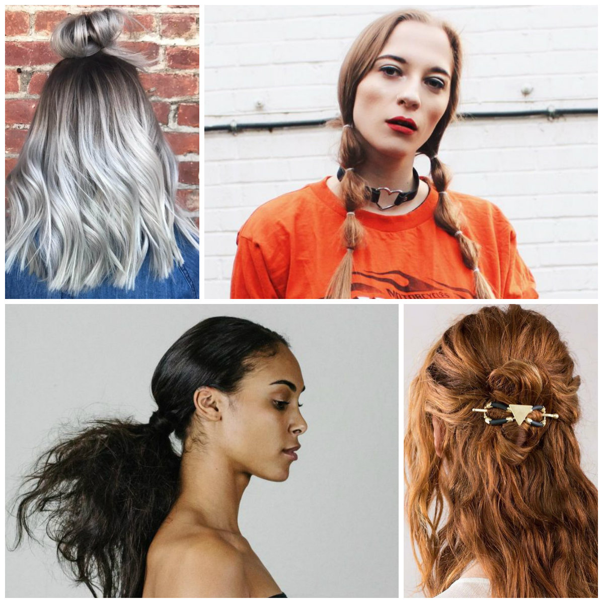 Hairstyles in 2017