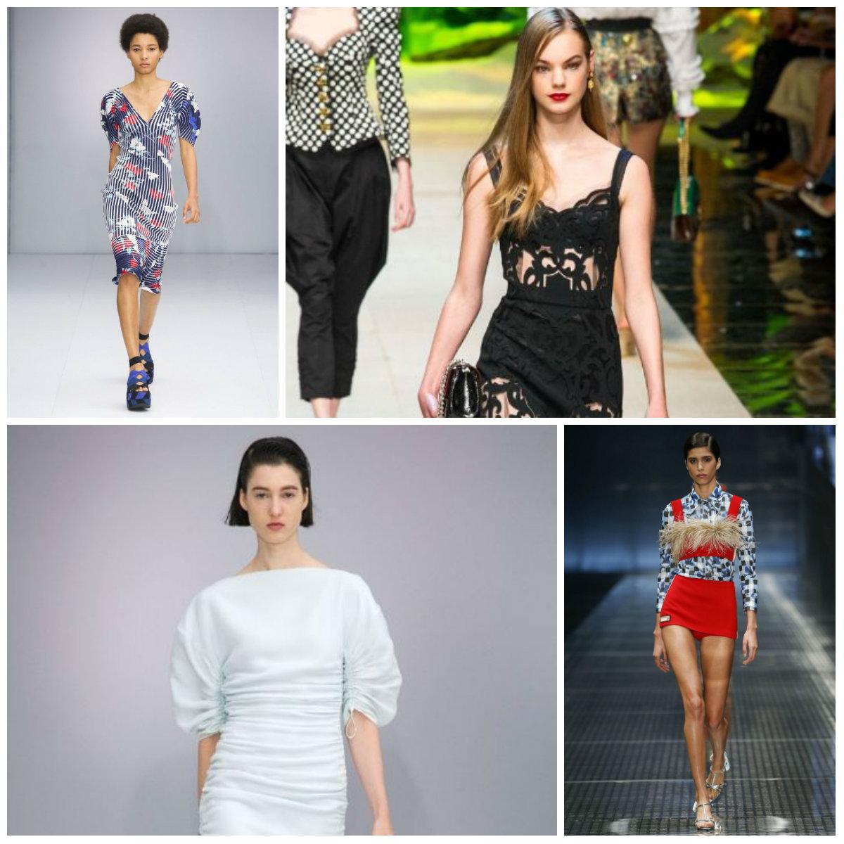 Milan Fashion Week 2017 SS Hairstyle Ideas