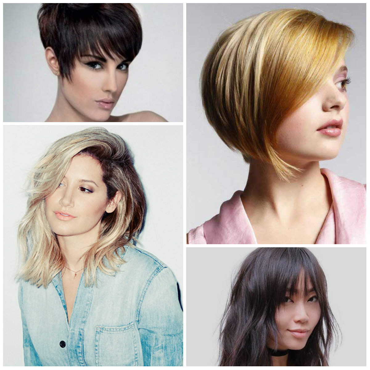 Top 5 Hottest Haircuts Right Now