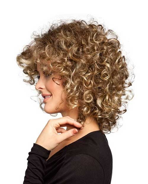 natural curls hairstyle 2017