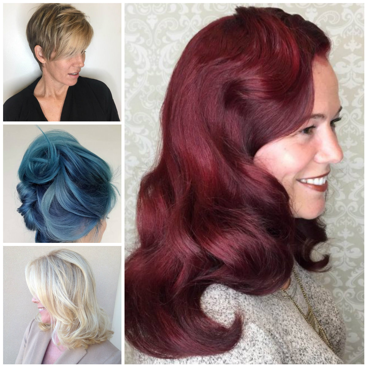Hairstyle Ideas for Mature Women in 2018