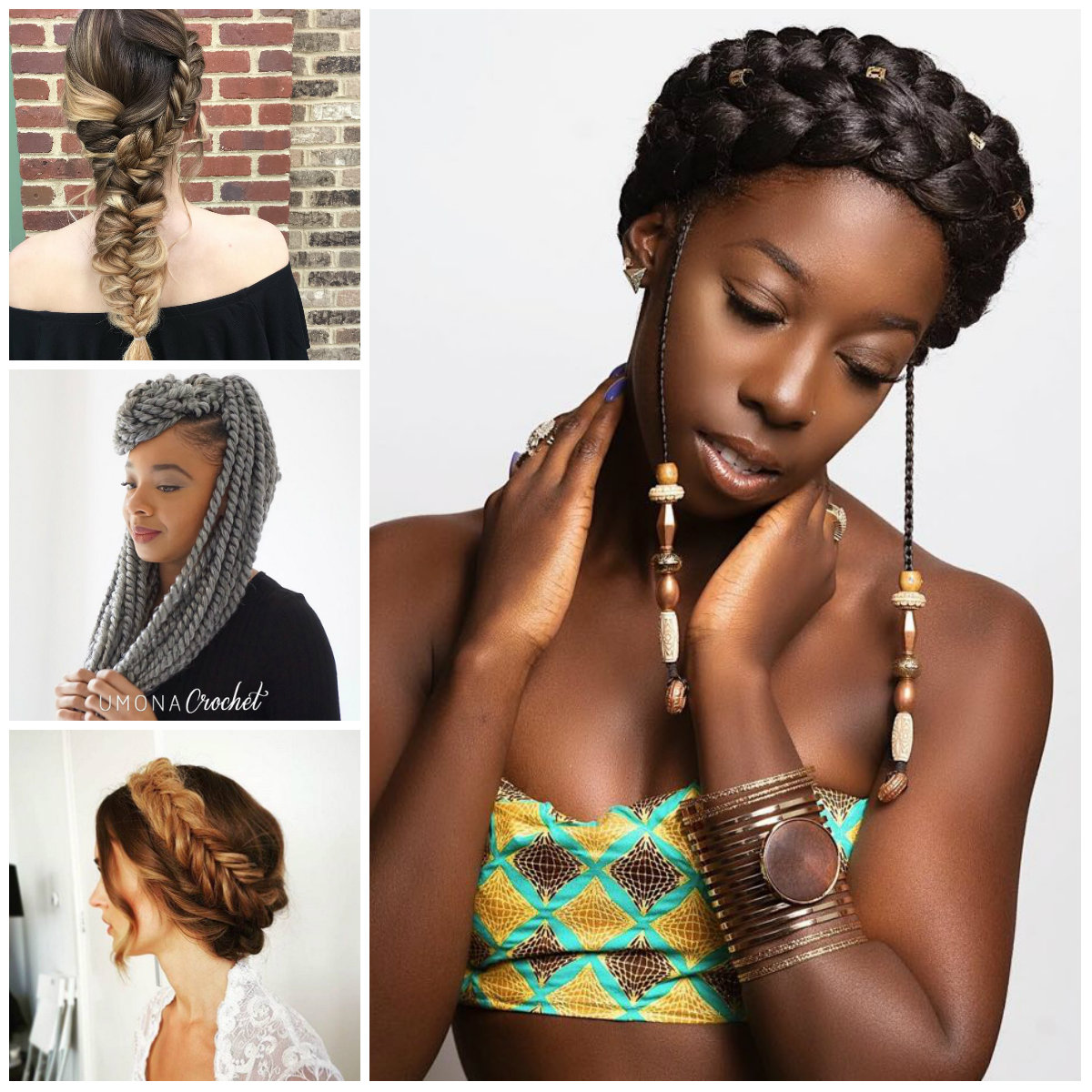 braided hairstyles for 2018