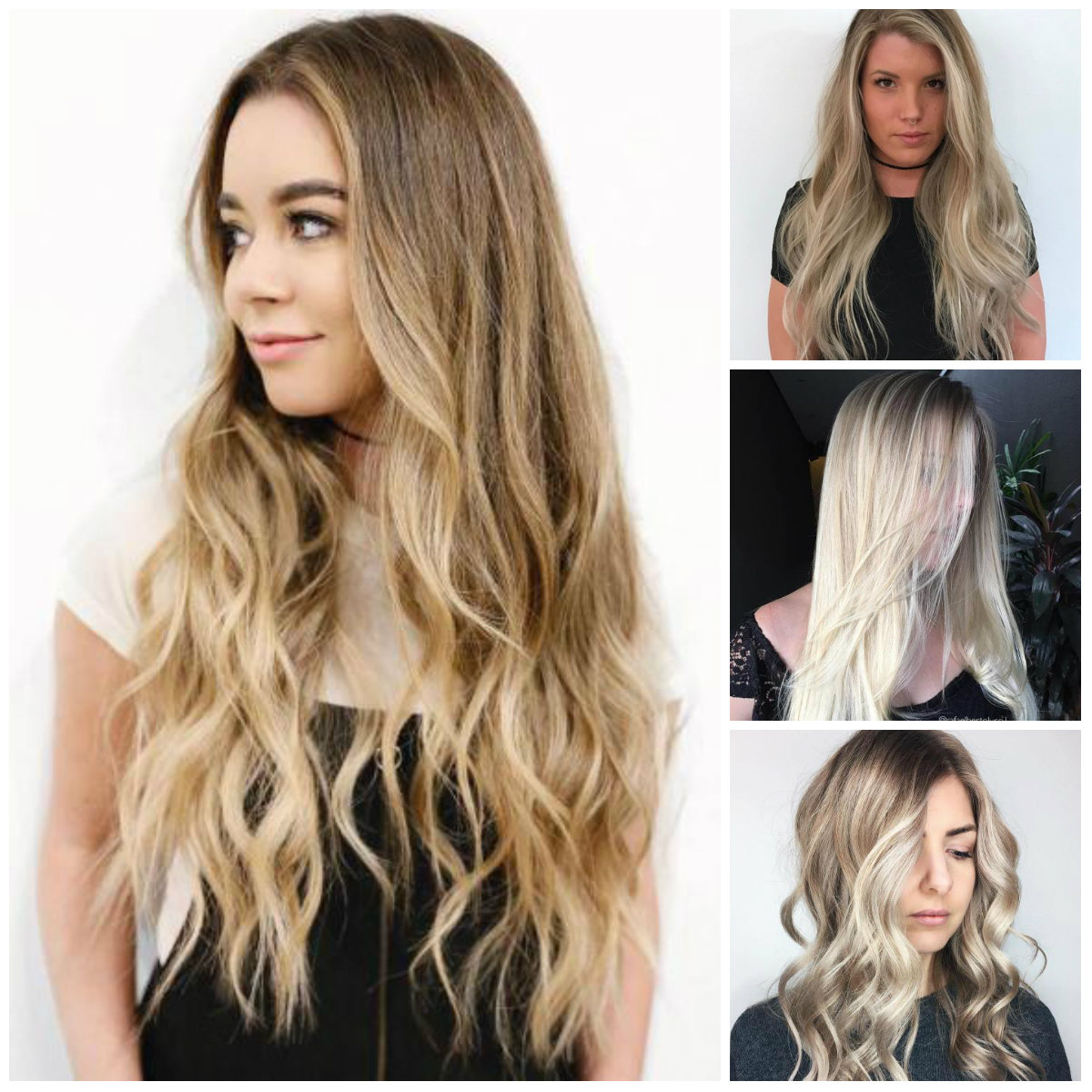 2017/ 2018 hairstyles for long blonde hair | 2019 haircuts