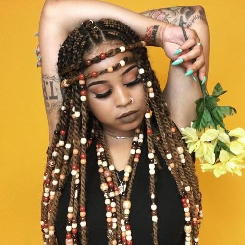 Beads and Multiple Braids