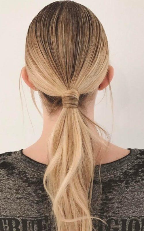 Fishtail Braid for Medium Hair