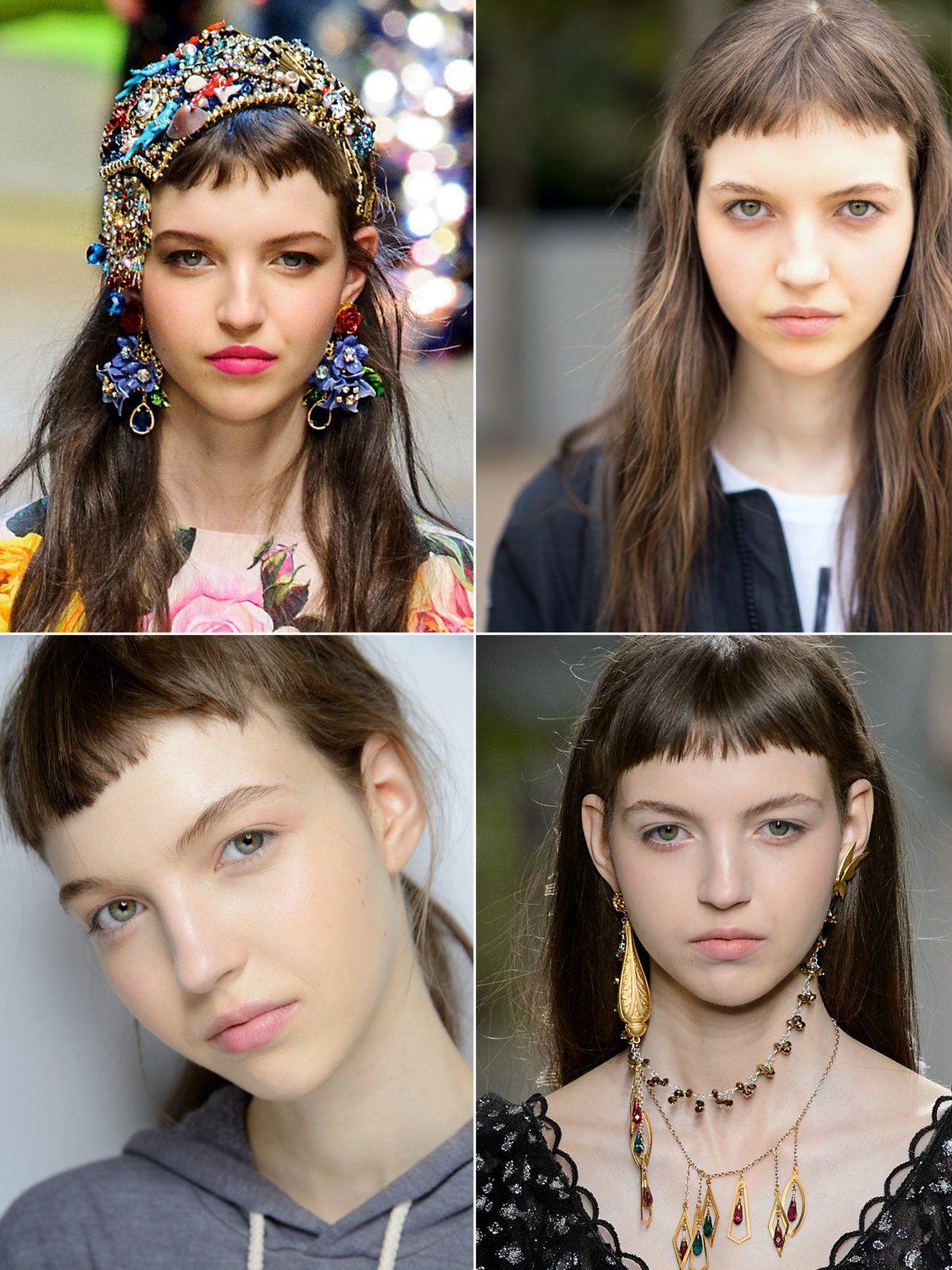 Medium Hairstyles With Bangs 2019 Female 94